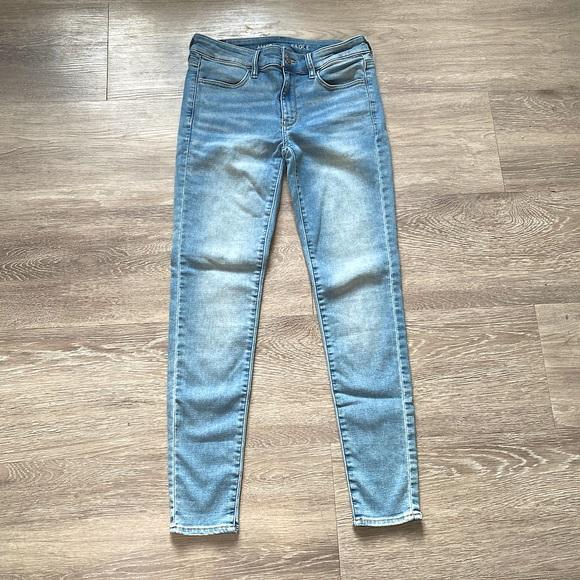 American Eagle Jeans - Super Stretch Jeggings - 6